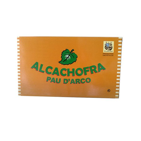 Alcachofra e Pau d'Arco