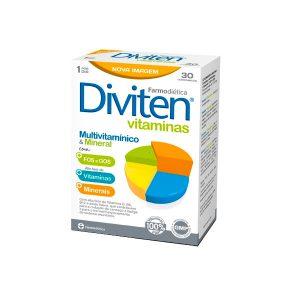 Diviten vitaminas
