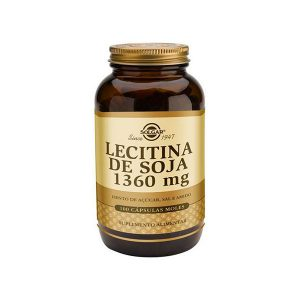 Lecitina de Soja 1360mg