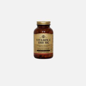 Vitamina C 1000 Solgar