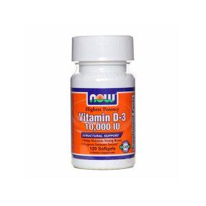 Vitamina D-3 10.000 UI