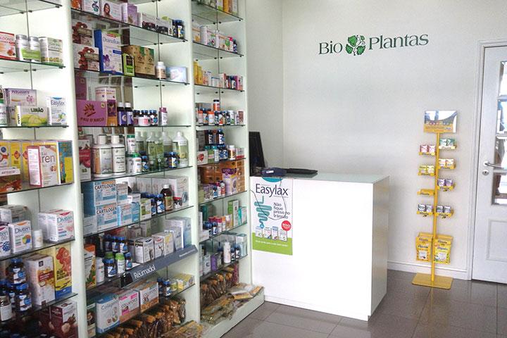 Bioplantas - Ervanária no Porto - Campanhã
