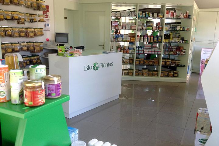 Bioplantas - Ervanária no Porto - Senhora da Hora