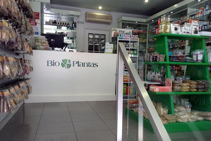 Bioplantas - Ervanária no Porto