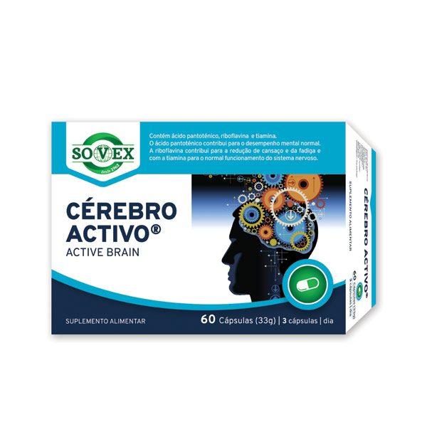 Cérebro Activo 60 Cápsulas