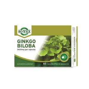 Ginkgo Biloba 3400 mg