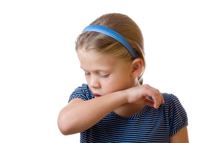 Crianças com tosse, o que posso fazer?