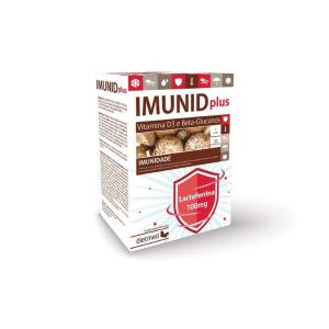 Imunid Plus reforça o sistema imunitário, aumentando as defesas naturais